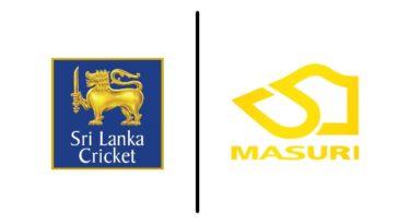 Masuri joins in as the Official Cricket Helmet Partner of Sri Lanka Cricket