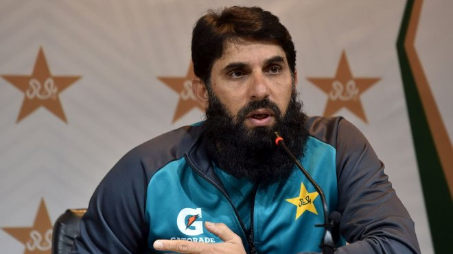 Misbah steps down as Pakistan chief selector, to focus on coaching