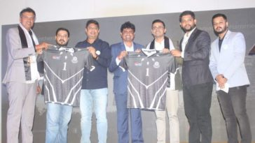 Mohammedan Sporting Club rope in investor and unveiled the new jersey