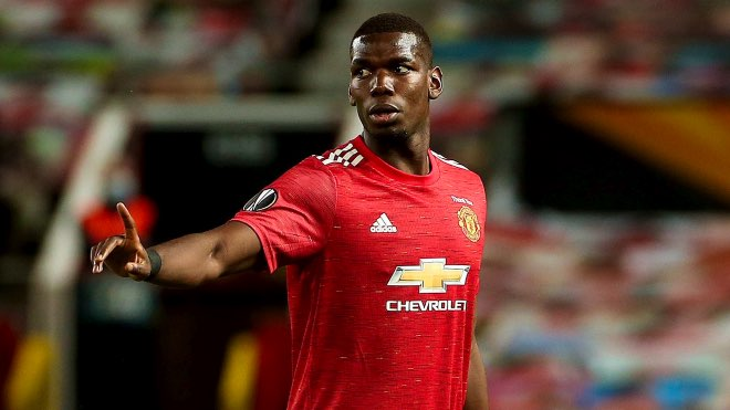Paul Pogba expresses desire to play for Real Madrid