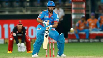 Rishabh Pant out of IPL 2020 for at least a week, confirms Shreyas Iyer
