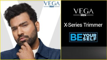 Rohit Sharma roped in as 'Vega Men' Brand Ambassador