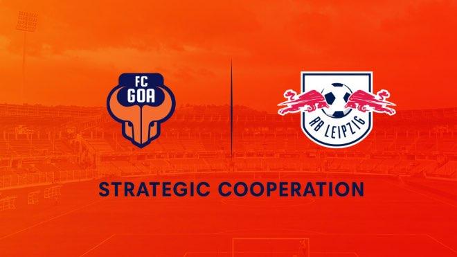 FC Goa announces Strategic Partnership with RB Leipzig