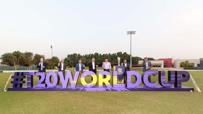 ICC T20 World Cup 2021: ICC and BCCI revealed the brand identity in Dubai