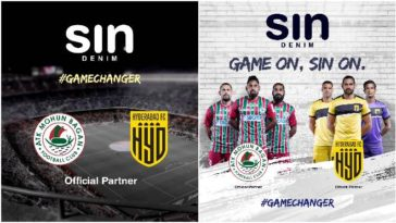 ISL 2020-21: Denim brand SIN signs deal with ATK Mohun Bagan and Hyderabad FC