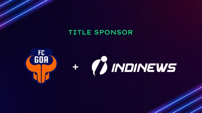 ISL 2020-21: FC Goa sign INDINEWS as Title Sponsor