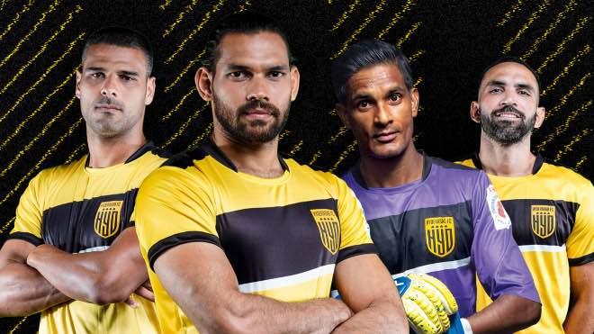 ISL 2020-21: Hyderabad FC named Adil Khan as captain