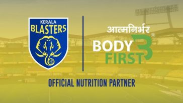 ISL 2020-21: Kerala Blasters FC ropes in BodyFirst as Official Nutrition Partner
