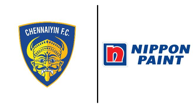 ISL 2020-21: Nippon Paint India continues to be the Associate Sponsor of Chennaiyin FC