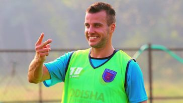 ISL 2020-21: Odisha FC appoints Steven Taylor as the new captain