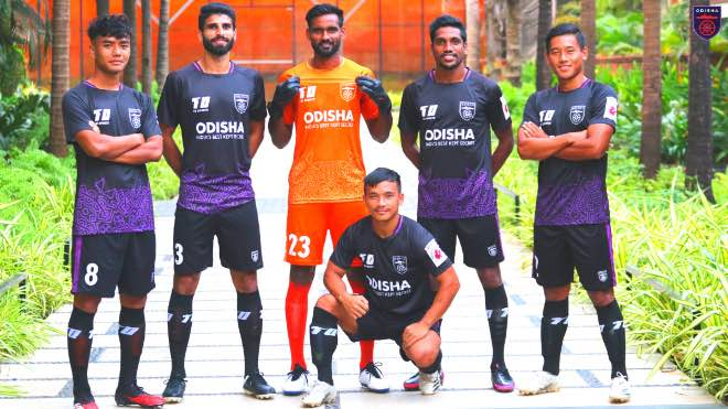 ISL 2020-21: Odisha FC unveils new kits celebrating 'Khaanti Odia' spirit