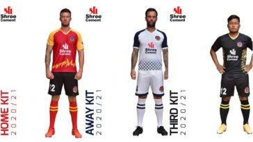 ISL 2020-21: SC East Bengal unveils kit for 2020-21 season