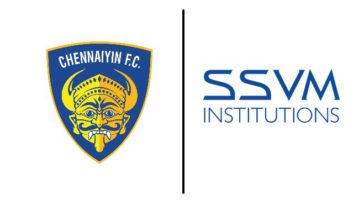 ISL 2020-21: SSVM Institutions to continue as Associate Sponsor of Chennaiyin FC