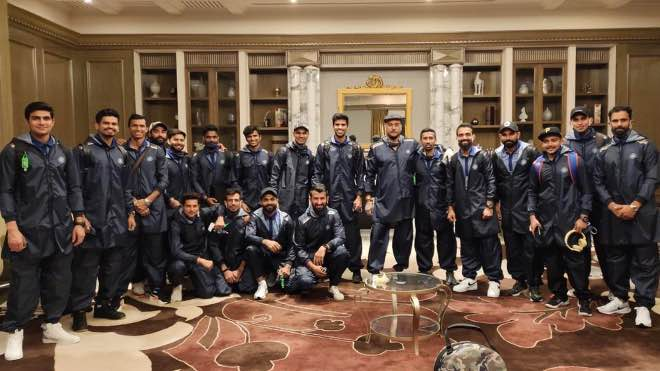 India Tour of Australia: Team India leaves for Australia in customised PPE Kits and masks