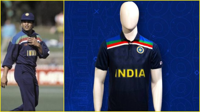 India Tour of Australia: Team India to sport retro jersey inspired from 1992