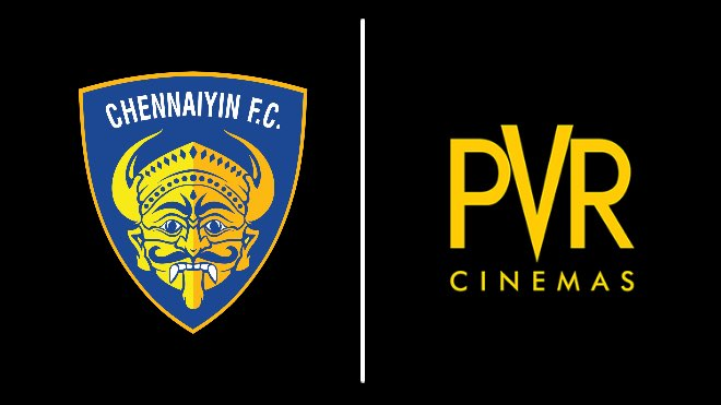 PVR Cinemas to continue as Chennaiyin FC's Official Multiplex Partner for ISL 2020-21