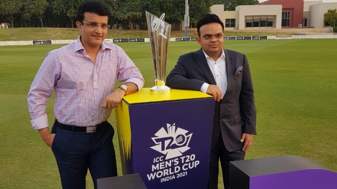 BCCI shortlists venues for ICC T20 World Cup 2021, to be discussed at the BCCI AGM on Dec 24