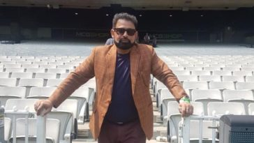 Chetan Sharma appointed as All-India Senior Selection Committee Chairman