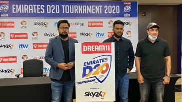 Emirates Cricket Board launches Domestic 'D20' T20 Tournament