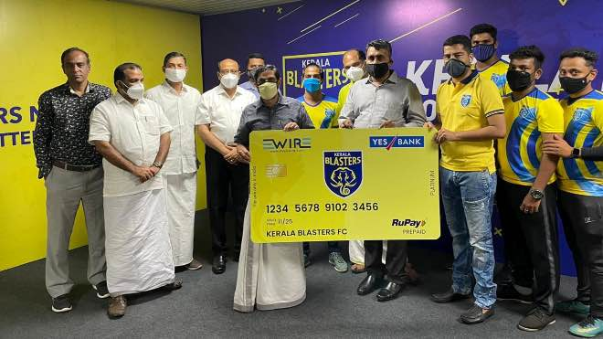 ISL 2020-21: Kerala Blasters FC introduced Blaster Card in association with EWire Soft