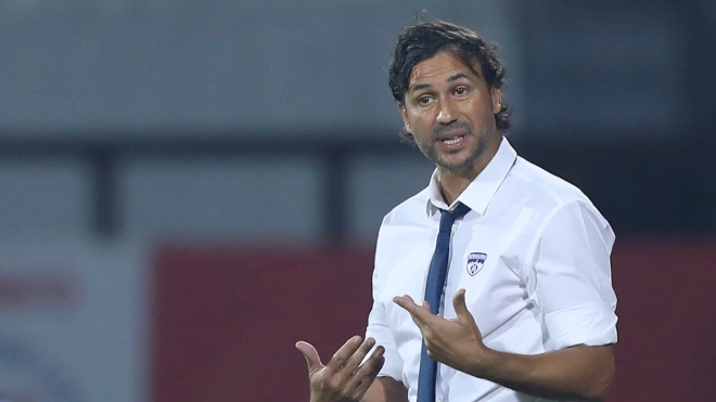 Bengaluru FC mutually parted ways with Carles Cuadrat, Moosa named interim head coach
