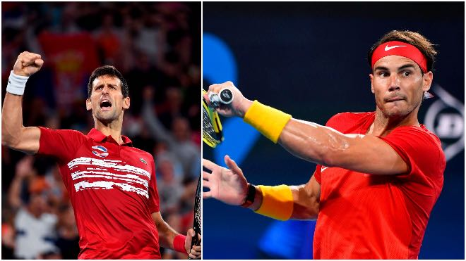 Djokovic-Nadal, duo returns for 2nd ATP Cup in Australia