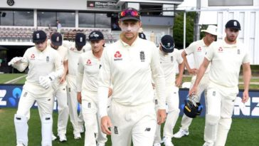 England announced the home summer schedule for 2021