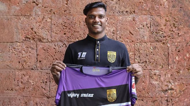 ISL 2020-21: Hyderabad FC sign goalkeeper Sankar Roy on loan from SC East Bengal
