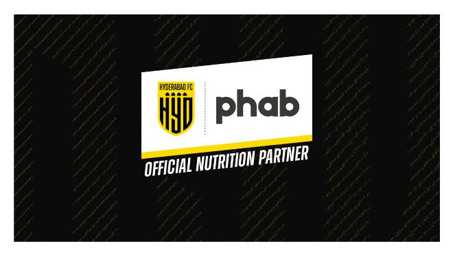 ISL 2020-21: Hyderabad announces Phab as Official Nutrition Partner