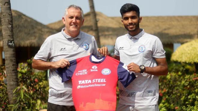 ISL 2020-21: Jamshedpur FC sign Farukh Choudhary from Mumbai City FC