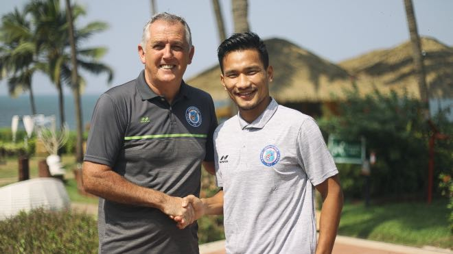 ISL 2020-21: Jamshedpur sign Len Doungel on loan from FC Goa