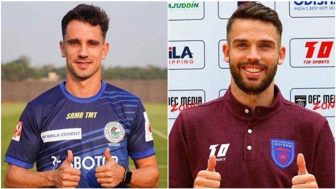 ISL 2020-21: Odisha FC trades Marcelo Pereira for Bradden Inman from ATK Mohun Bagan