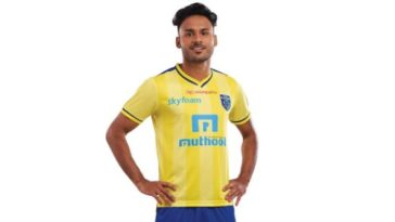 ISL 2020-21: Prasanth K extends contract with Kerala Blasters FC till 2023