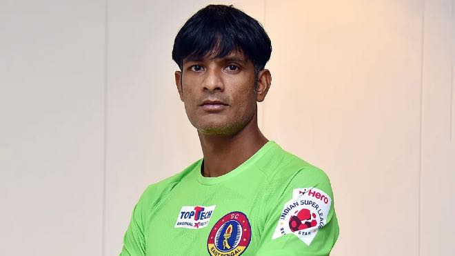ISL 2020-21: SC East Bengal sign iconic goalkeeper Subrata Paul on loan from Hyderabad FC