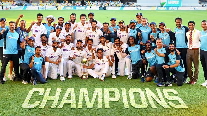 India Tour of Australia: BCCI congratulates Team India, announces cash reward