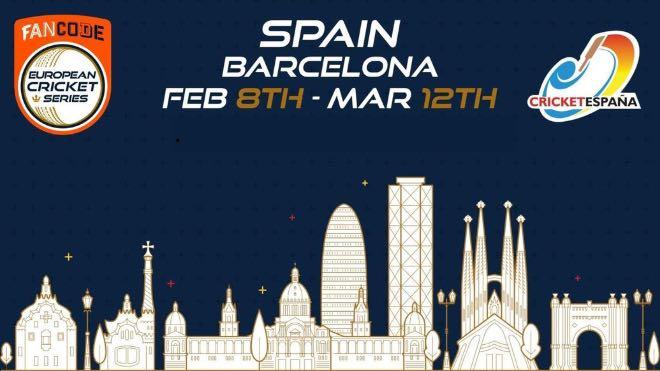 ECS T10 Barcelona 2021 Points Table: ECS Spain: ECS T10 League 2021 Standings