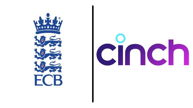 England and Wales Cricket Board signs Cinch as Principal Partner