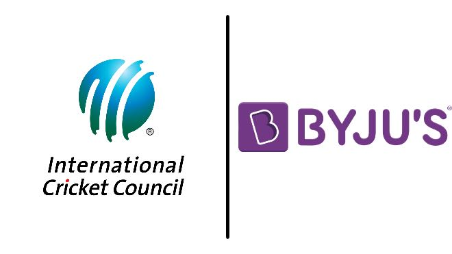 ICC announces BYJU'S as a global partner until 2023 | The Sports News