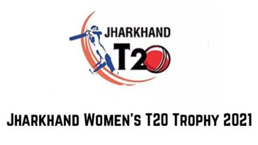 Jharkhand Women's T20 Trophy 2021 Points Table and Standings