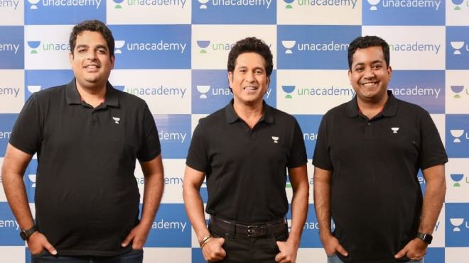 Sachin Tendulkar picks up strategic investment in Unacademy, roped in as brand ambassador