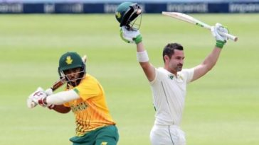 Bavuma appointed as limited-overs captain, Elgar to lead South Africa in Tests