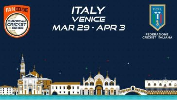 ECS T10 Venice 2021 Points Table: ECS Italy, Venice 2021 Standings