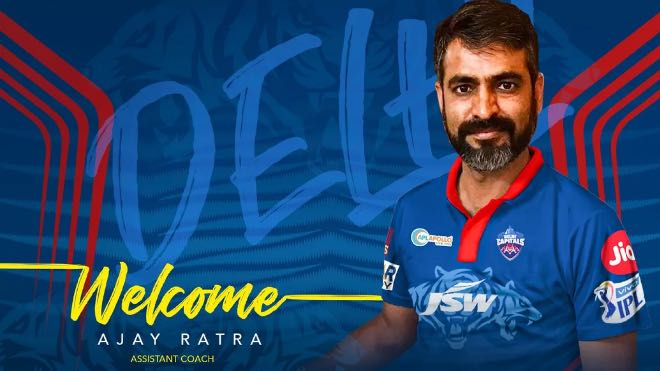 IPL 2021: Ajay Ratra joins Delhi Capitals as an assistant coach