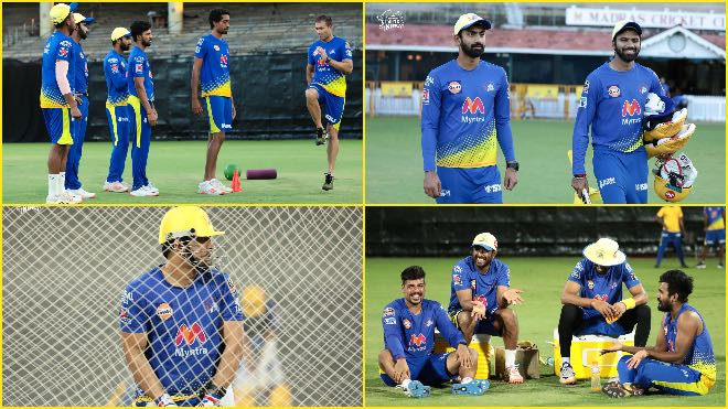 IPL 2021: Chennai Super Kings shifts training camp to Mumbai from Chennai