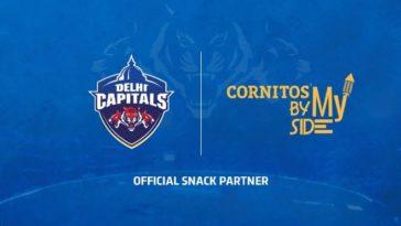 IPL 2021: Delhi Capitals sign Cornitos as Official Snack Partner