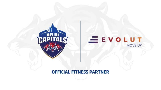 IPL 2021: Delhi Capitals sign Evolut Wellness as Official Fitness Partner