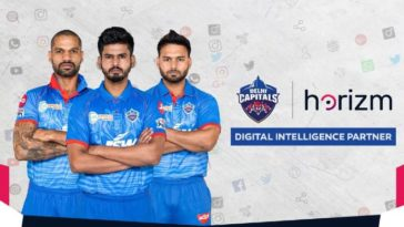 IPL 2021: Delhi Capitals sign Horizm as Digital Intelligence Partner