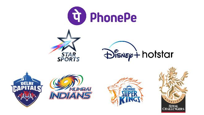 IPL 2021: PhonePe signs sponsorship deals with 4 IPL teams and two broadcasting sponsorship
