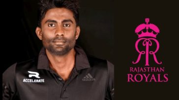 IPL 2021: Rajasthan Royals sign A.T. Rajamani Prabhu as Strength and Conditioning coach