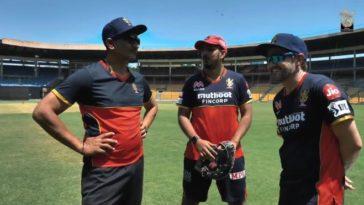 IPL 2021: Royal Challengers Bangalore begins training in Bengaluru, players to undergo fitness test